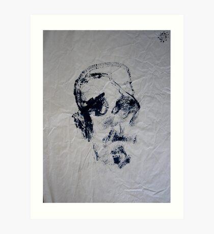 Blind #2 - (blindfolded) - Art Print
