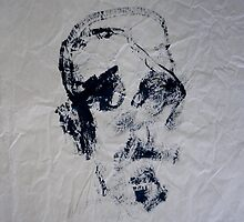 Blind #2 - (blindfolded) - by Pascale Baud