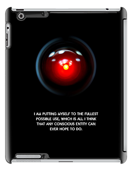 HAL 9000 by ThunderCountry