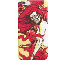 Satan's Pin Up iPhone Case/Skin