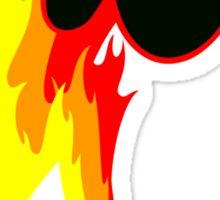 Fire Bolt Dif Sticker