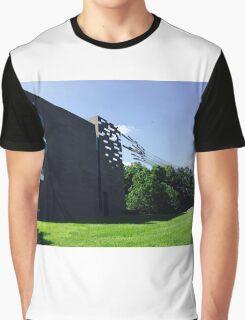 Building Castle Graphic T-Shirt