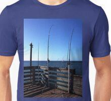 Pier Fishing Unisex T-Shirt