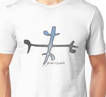 precision. #clary's runes Unisex T-Shirt