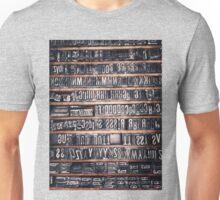 Type Case Unisex T-Shirt