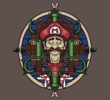 Mario's Melancholy Kids Clothes
