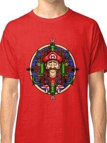 Mario's Melancholy Classic T-Shirt