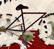 Cyclostract: Bikes without Boundries by Alma Lee