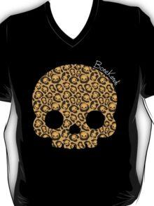 Bone Kandi - Leopard Print /dark/ T-Shirt