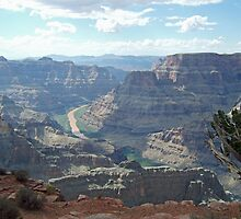 The Grand Canyon by DRWilliams
