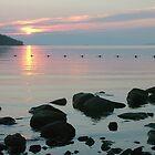 Lough Erne Sunset by Adrian McGlynn