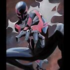 Spider-Man 2099 by Andrew Wood