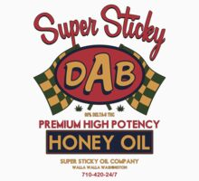DAB-Honey oil-3 by GUS3141592