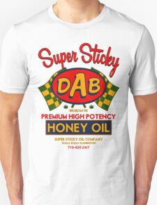 DAB-Honey oil-3 T-Shirt