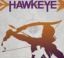 Hawkeye by smartyymart