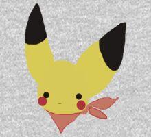 Pikachu by Irrisichi
