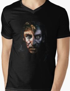 Twin Peaks - Bob & Laura Mens V-Neck T-Shirt