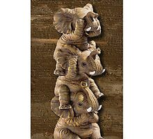 ✿♥‿♥✿ELEPHANTS...SEE NO EVIL..HEAR NO EVIL,SPEAK NO EVIL IPHONE CASE ✿♥‿♥✿ by ✿✿ Bonita ✿✿ ђєℓℓσ
