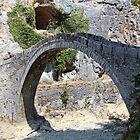 A Greek Bridge by DRWilliams