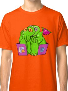 Call Center Of Cthulhu Classic T-Shirt