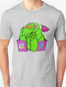 Call Center Of Cthulhu T-Shirt