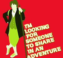 Someone to share in an adventure by nimbusnought