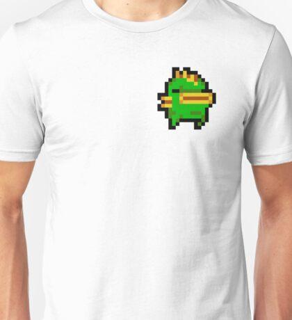 Nuclear Throne - Fish - Chest - HIGH QUALITY Unisex T-Shirt