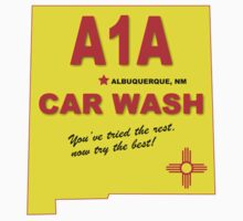 A1A Carwash T-Shirt