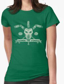 Mr. Jones Womens Fitted T-Shirt
