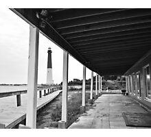 Porch View Photographic Print