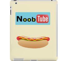 Noob Tube iPad Case/Skin