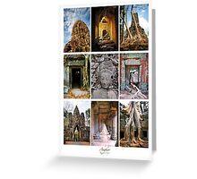 Angkor Greeting Card