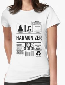 Harmonizer Logo Package! Womens Fitted T-Shirt