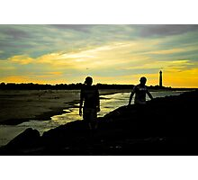 Summer's Day End Photographic Print