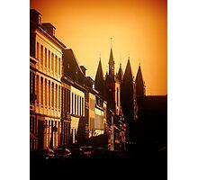tournai belgium Photographic Print