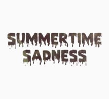 Summertime Sadness Kids Clothes