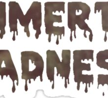 Summertime Sadness Sticker