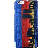 Remembering 9/11-Sunrise through the City iPhone Case/Skin