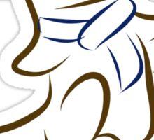 Otterlocked - 'Jawn!' Sticker