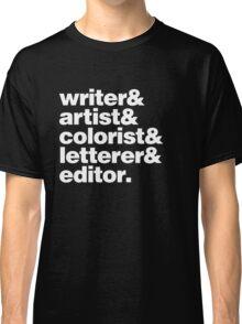 Indy Comic Creator Classic T-Shirt