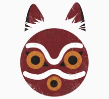 Mononoke Mask Kids Clothes