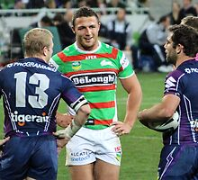 Burgess - Break in Play by Andrew Dodds