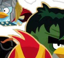 Avengery Birds Sticker
