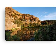 Gribdale, North Yorkshire Canvas Print