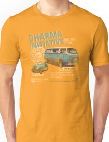 Dharma Initiative Motor Pool (LOST) Unisex T-Shirt
