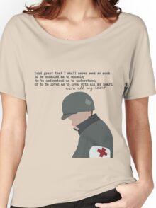 Eugene 'Doc' Roe shirt Women's Relaxed Fit T-Shirt