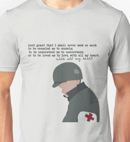 Eugene 'Doc' Roe shirt Unisex T-Shirt