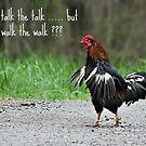 """""""Walk The Walk"""" by Gail Jones"""