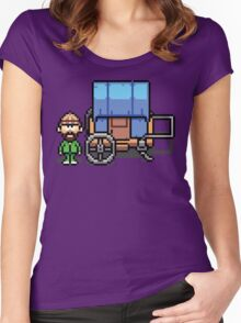 Item Guy - Mother 3 Women's Fitted Scoop T-Shirt
