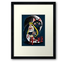 Princess Moononoke Framed Print